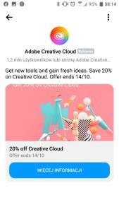 FacebookAds - Reklama w messengerze